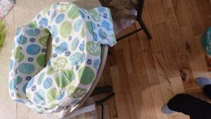 Breast friend breastfeeding pillow