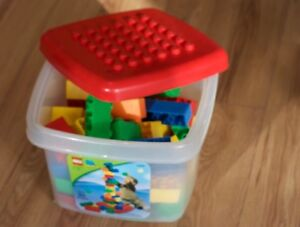 LEGO for toddlers and up (Quatro)
