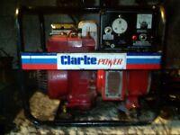 GENERATOR CLARK POWER