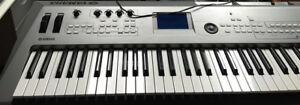 Yamaha MM6 Keyboard workstation in excellent condition