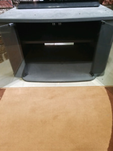 FREE - TV Stand with one shelf