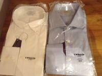 Mens brand new Lewins shirts