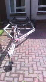 14 to 18 ft galv totally ajustable trailer