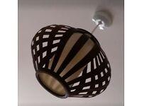 Wooden lightshades