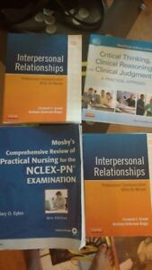 Practical Nursing Textbooks and NCLEX Study Guides