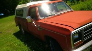 1985 dodge truck for sale