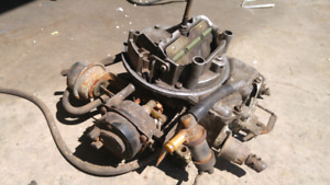 Ford 302/289 parts Intake Carb Exhaust