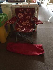 Boy & Girl Children's Camping Chairs