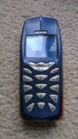 Mobile phones. NOKIA. MOTOROLA. HTC. See Descriptions for more details & costs.