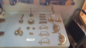 Antique Brass Collectables