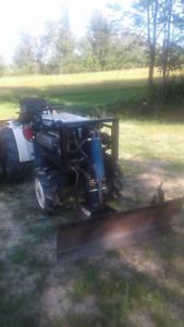 tracteur satoh beaver S370