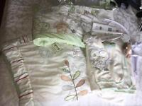 Olive and Henry Cot Set