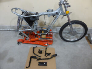1972 Honda SL100 & Other Model Parts