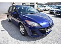 Mazda Mazda3 1.6 Nav TS2 5 DOOR BLUE 2010 MODEL BEAUTIFUL