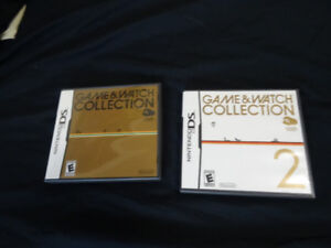 Game & Watch Collection 1 + 2 for Nintendo DS