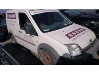 2005 FORD TRANSIT CONNECT, 1.8 DIESEL, BREAKING FOR PARTS ONLY, POSTAGE AVAILABLE NATIONWIDE