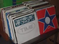 """220 x 12"""" House / Trance / Dance Music Vinyl Collection 90's- 2000's"""
