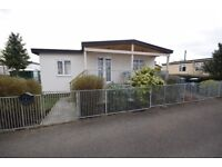 UNIQUE RESIDENTIAL 2/3 bed PARK HOME - £65,000 ovno