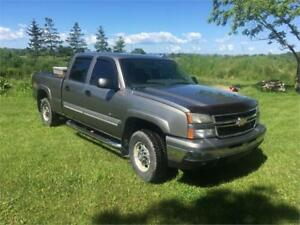 2007 Chevrolet 1500HD 4X4 Pickup Truck