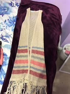 Beautiful long tank cardigan never worn