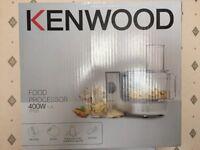Kenwood FP125 Food processor