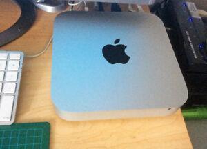 """Mac Mini intel i5"""" 2.5Ghz Late 2012 500GB HD 16GB RAM MINT"""