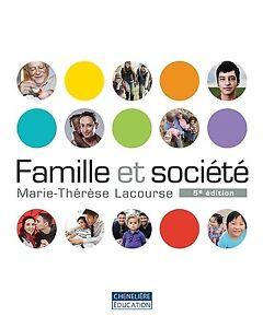 Famille et société (toute dernière édition)