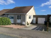 To Let. 2 bed modern unfurnished bungalow in Cruden Bay.