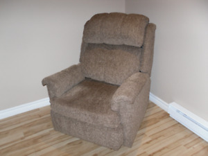 Fauteuil Incinable