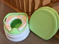 Potty toilet trainer seat