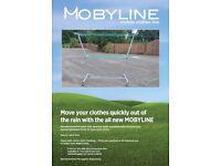 Mobile Clothes Line