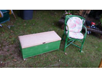 chair and otterman box