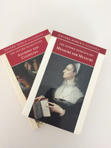 25 Shakespeare plays by Oxford Publishing Press
