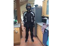 RST Ventilator III(3) motorbike jacket and trousers set in size medium