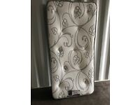 Luxury Single Mattress Nice Clean Condition, Free Delivery In Norwich,