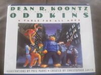 Lovely condition Dean Koontz childrens book