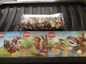 Lego Creator (3 in 1) 31044 - Park Animals - £8