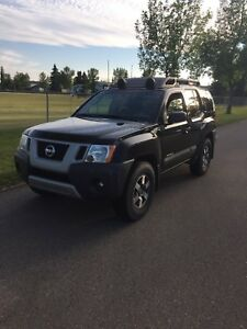 2010 Nissan Xterra Off-road Package