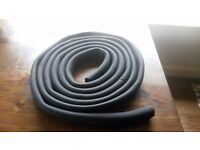 Armaflex 28mm pipe insulation Class 0 coil 9mm wall- brand new offcut of Approx. 7 metres