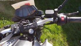 Yamaha MT-125 124cc £3,000 ono