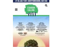 Weekend Ticket for Standon Calling