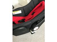 Uberchild Pram - Evo 3 in 1 travel system