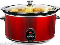 Brand new boxed 8litre slow cooker