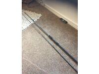 Drennan medium carp rod