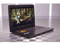 Asus Strix GL502 gaming laptop