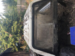 Truck canopy's for free