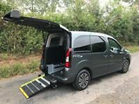 2013 Peugeot Partner Tepee 1.6 e HDi 92 S 5dr AUTOMATIC WHEELCHAIR 5 door Whe...