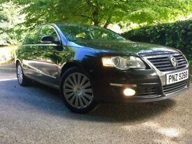 Vw Passat 1.9 Tdi Highline **Full Years Mot**