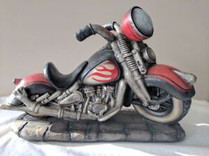 Motorcycle Display Piece