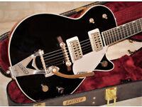 Gretsch 6128T Duo Jet black guitar